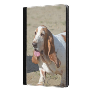 Big Basset Hound iPad Air Case
