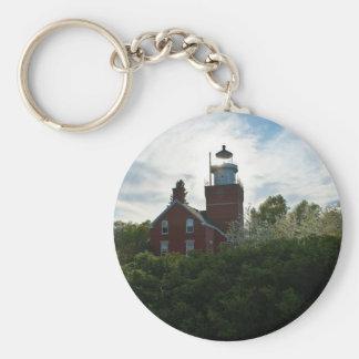 Big Bay Lighthouse Keychains