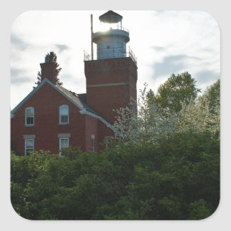 Big Bay Lighthouse Sticker