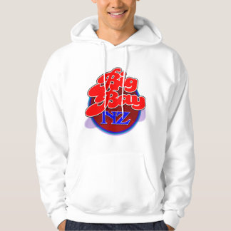 Big Bay NZ swoop shirt
