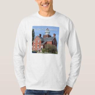 Big Bay Point Lighthouse (Square) Shirt