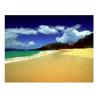 Big Beach, Makena Postcard