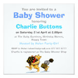 Big Bear Baby Bear Baby Shower Personalized Announcements