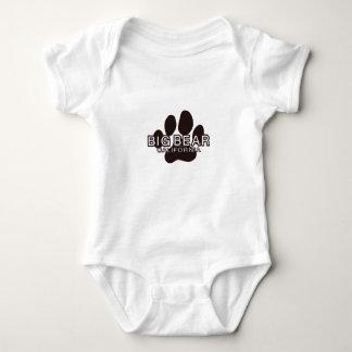Big Bear California Baby Bodysuit