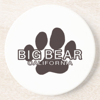Big Bear California Drink Coaster