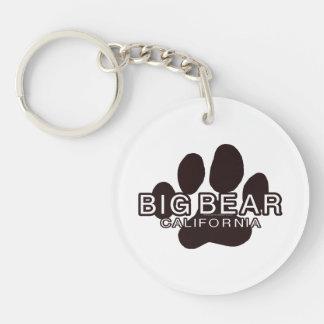 Big Bear California Keychain