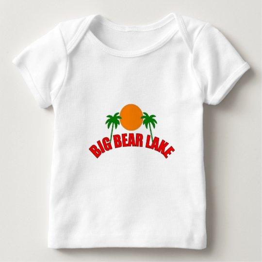 Big Bear, California Playera De Bebé