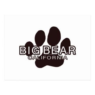 Big Bear California Postcard