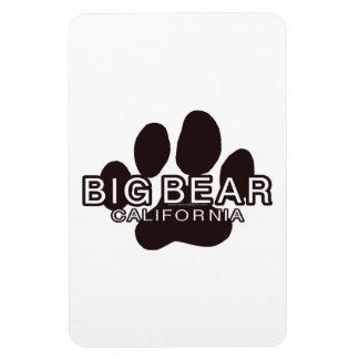 Big Bear California Rectangular Photo Magnet