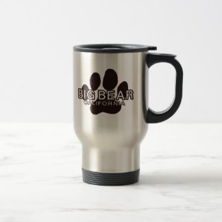 Big Bear California Travel Mug