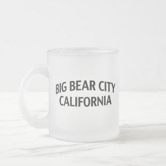 Big Bear City California Mugs