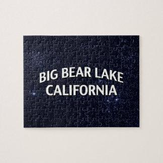 Big Bear Lake California Jigsaw Puzzle