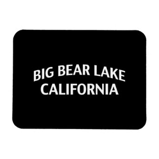 Big Bear Lake California Magnet