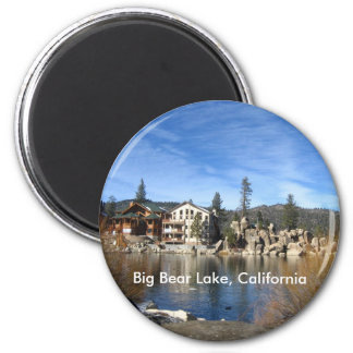 Big Bear Lake, California Magnet