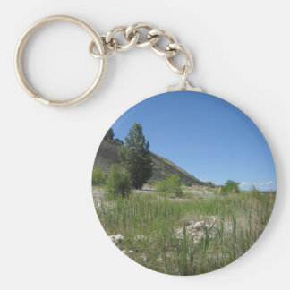 Big Bear Lake Keychain