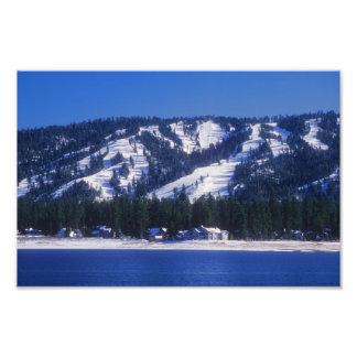 Big Bear Lake Photograph