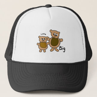 Big Bear Little Bear Trucker Hat