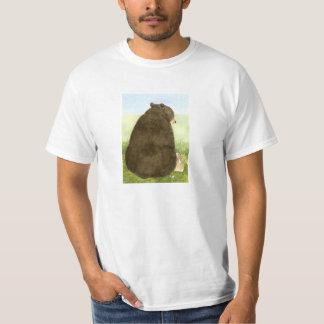 Big Bear Little Bunny  T-Shirt