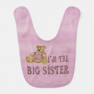 Big Bear Sister Bib