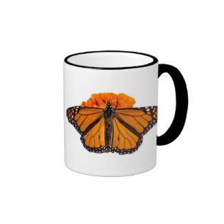 Big beautiful butterfly coffee mug