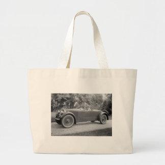 Big Beautiful Car, early 1900s Bags