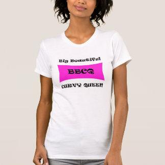 Big Beautiful Curvy Queen T-Shirt