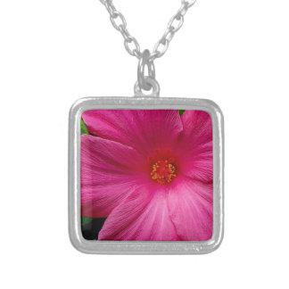 Big, Beautiful Pink Flower Jewelry