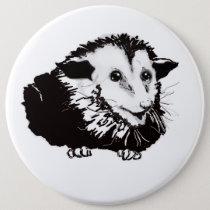 Big Beautiful Possum Button