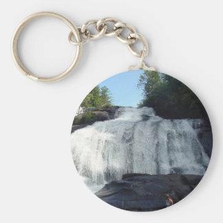 Big Beautiful Waterfall Keychain