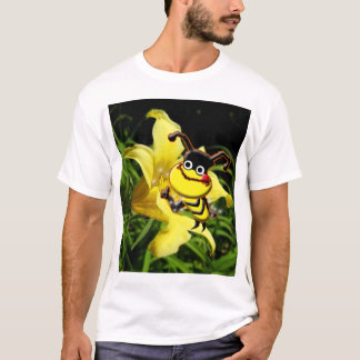 Big Bee Likes Pollen shirt