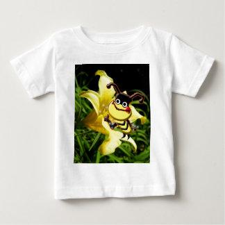 Big Bee Likes Pollen toddler shirt