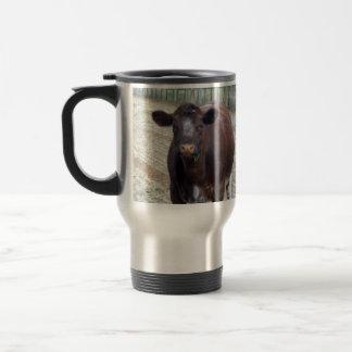 Big_Beefy_Brown_Cow,_Travel_Commuter_Mug. Travel Mug