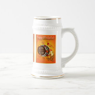 Big Beer-Happy Oktoberfest  Mugs