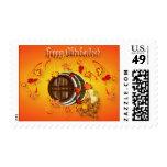 Big Beer-Happy Oktoberfest Postage