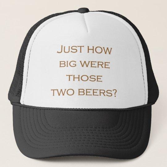 Big Beers Trucker Hat