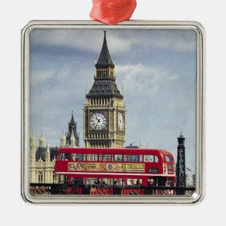 Big Ben 2 Metal Ornament