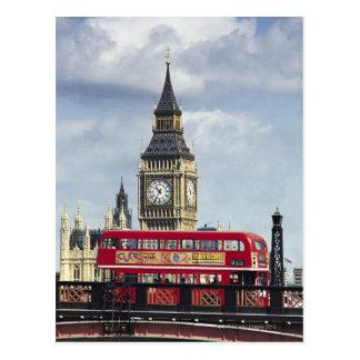 Big Ben 2 Postcard