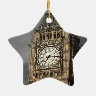 Big Ben 3 Ceramic Ornament