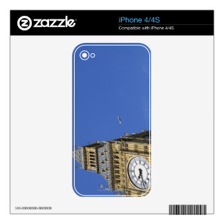 Big Ben 3 Decals For The iPhone 4S