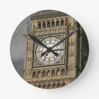 Big Ben 3 Round Clock