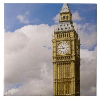 Big Ben 5 Azulejo Cuadrado Grande