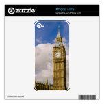 Big Ben 5 iPhone 4S Calcomanía