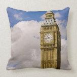 Big Ben 5 Pillow