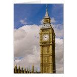 Big Ben 5 Tarjetón