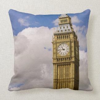 Big Ben 5 Throw Pillows