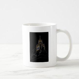 Big Ben And Boudica statue Coffee Mugs