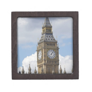 Big Ben and Houses of Parliament, London, Jewelry Box