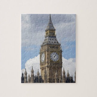 Big Ben and Houses of Parliament, London, Jigsaw Puzzles