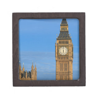 Big Ben and Parliament Building Gift Box