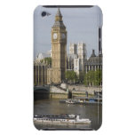 Big Ben and Thames River Barely There iPod Cases